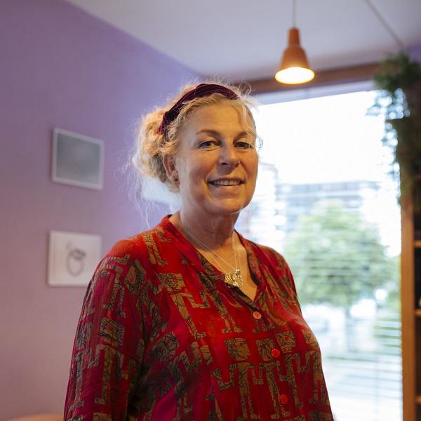 Huisarts assistente Hella Borst